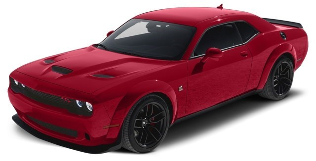 2019 Dodge Challenger Octane Red Pearl [Red]