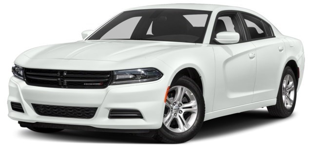 2019 Dodge Charger White Knuckle [White]