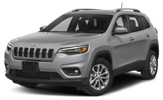 2019 Jeep Cherokee Olive Green Pearl [Green]