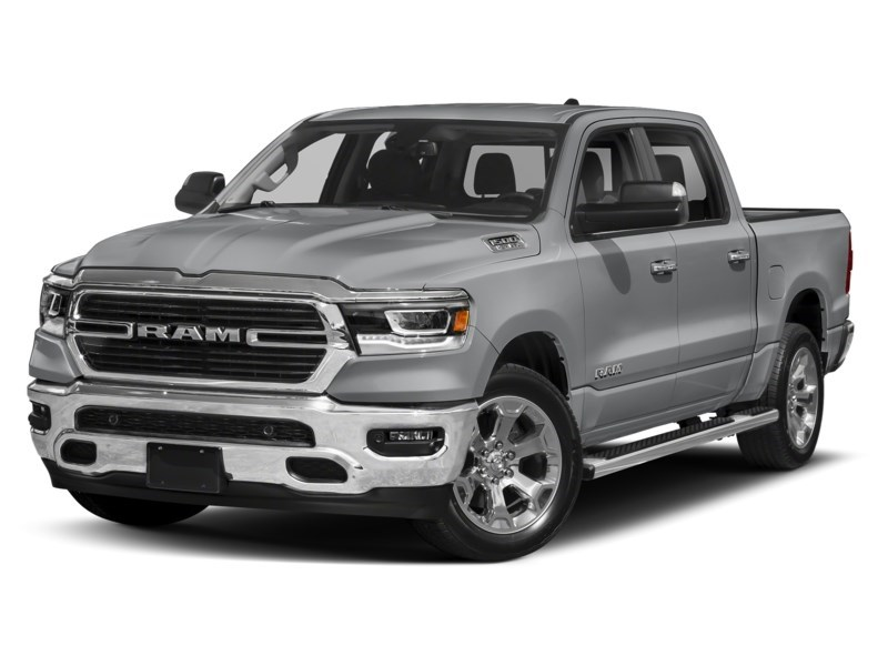 2020 RAM 1500 SPORT CREW CAB 4X4- Leather/ Pano Roof/ Sport Hood Billet Metallic  Shot 19