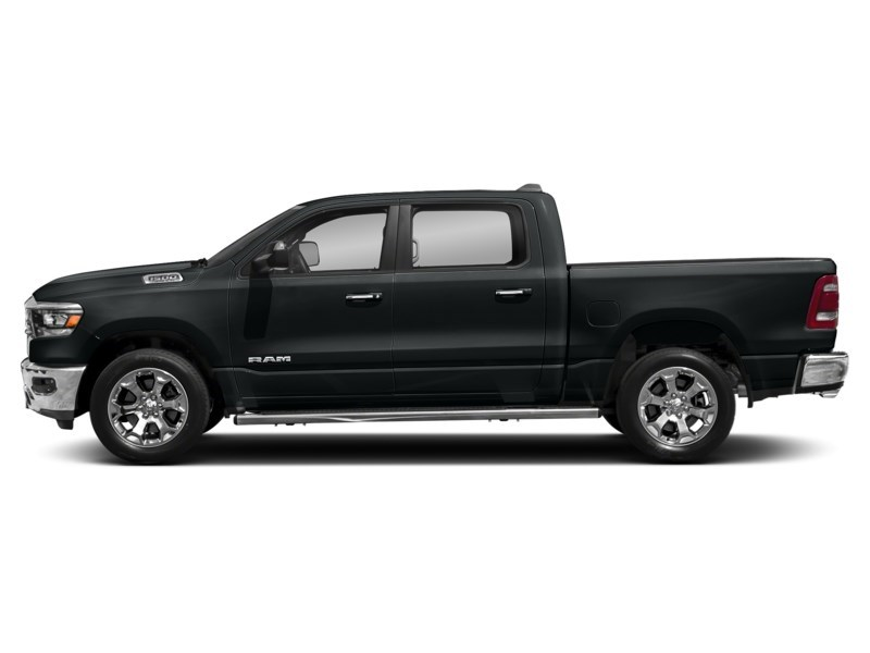 2020 RAM 1500 SPORT CREW CAB 4X4- Leather/ Pano Roof/ Sport Hood Maximum Steel Metallic  Shot 6