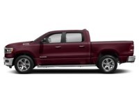 2020 RAM 1500 SPORT CREW CAB 4X4- Leather/ Pano Roof/ Sport Hood Red Pearl  Shot 18