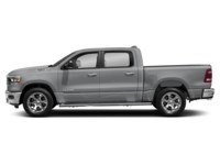 2020 RAM 1500 SPORT CREW CAB 4X4- Leather/ Pano Roof/ Sport Hood Billet Metallic  Shot 21