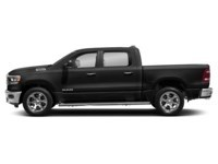 2020 RAM 1500 SPORT CREW CAB 4X4- Leather/ Pano Roof/ Sport Hood Diamond Black Crystal Pearl  Shot 27