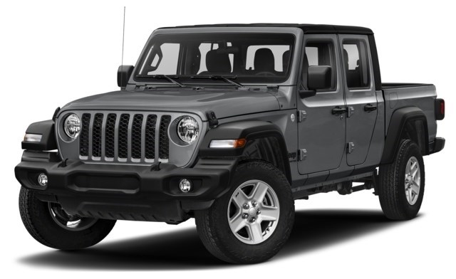 2021 Jeep Gladiator Dealer in Ottawa Build and Price Tool ...
