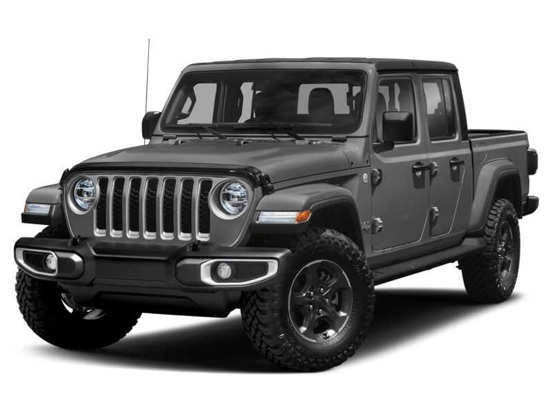 2020 Jeep Gladiator Rubicon Sting-Grey  Shot 10