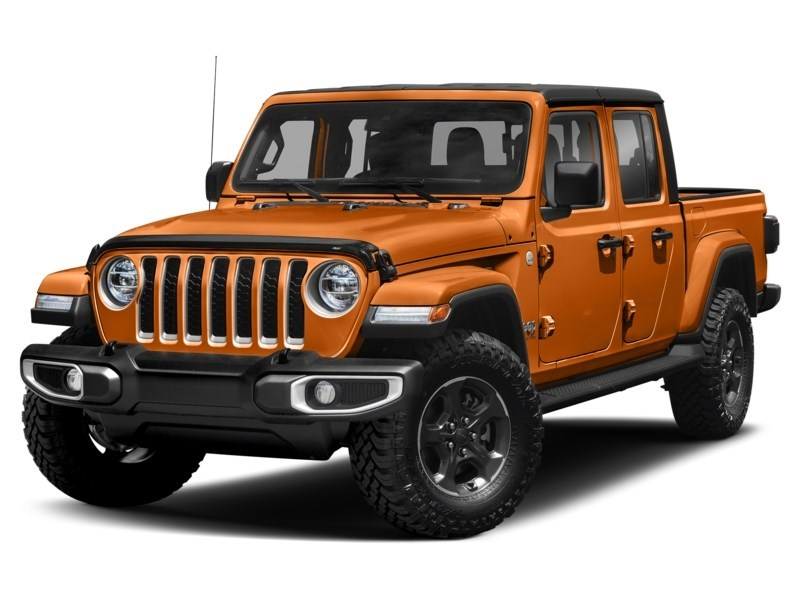 2020 Jeep Gladiator Rubicon Punk n Metallic  Shot 22