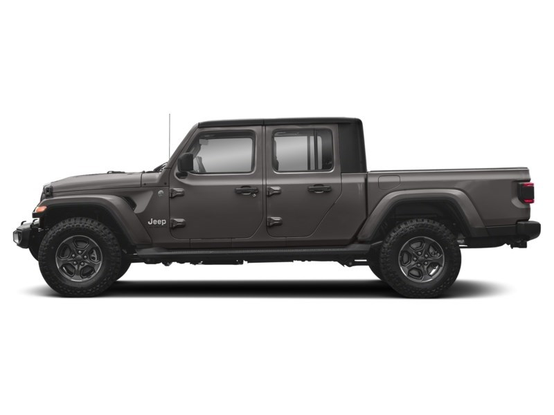 2020 Jeep Gladiator Rubicon Granite Crystal Metallic  Shot 6