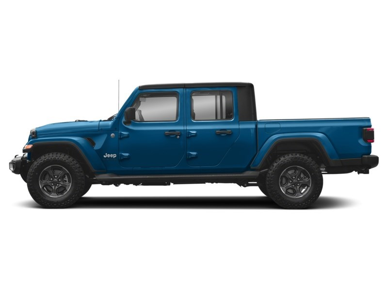2020 Jeep Gladiator Rubicon Hydro Blue Pearl  Shot 9