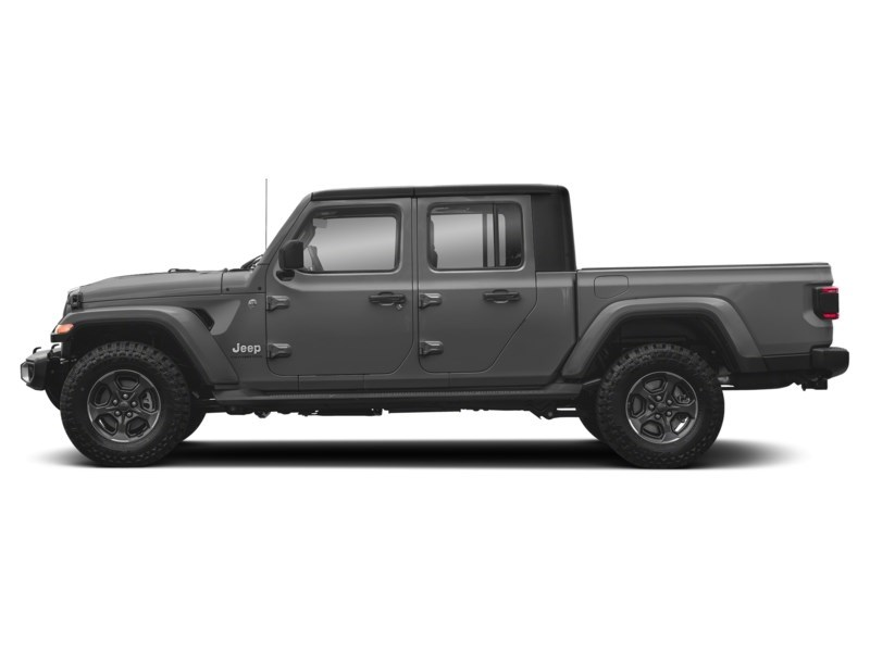 2020 Jeep Gladiator Rubicon Sting-Grey  Shot 12