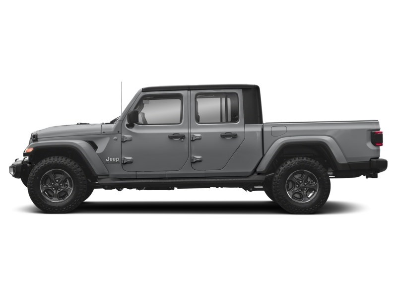 2020 Jeep Gladiator Rubicon Billet Silver Metallic  Shot 18