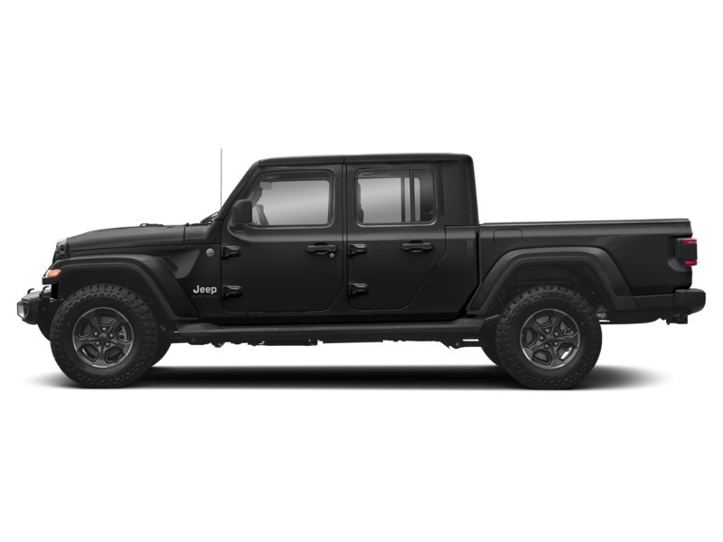 2020 Jeep Gladiator Rubicon Black  Shot 21