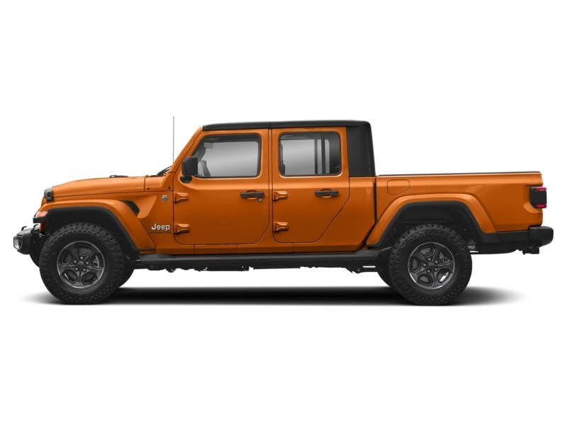 2020 Jeep Gladiator Rubicon Punk n Metallic  Shot 24