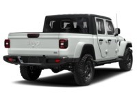 2020 Jeep Gladiator Rubicon Bright White  Shot 2