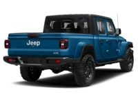 2020 Jeep Gladiator Rubicon Hydro Blue Pearl  Shot 8