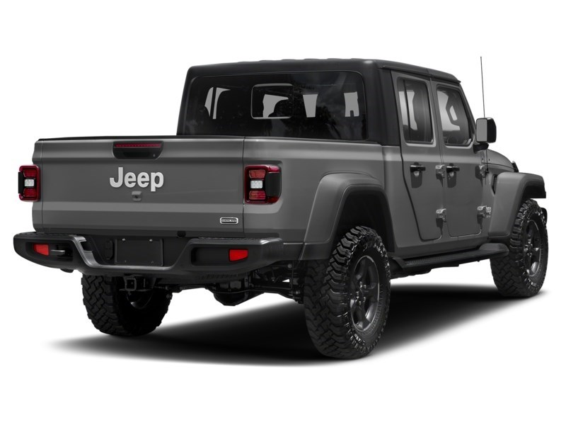 2020 Jeep Gladiator Rubicon Sting-Grey  Shot 11