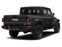 2020 Jeep Gladiator Rubicon Black  Shot 20